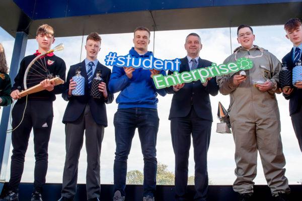 student enterprise finals
