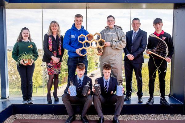 launch of student enterprise programme finals
