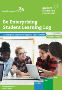 students learning log junior