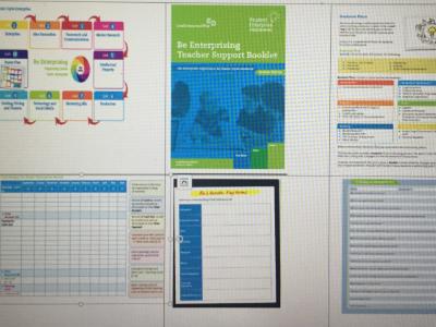 teachers resource kit