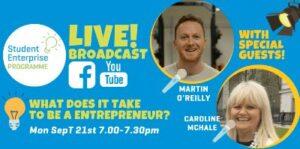 webinar 1 - what does it take to be an entrepreneur