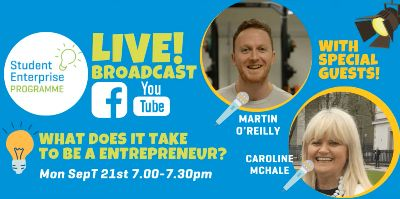 webinar 1 - what does it take to be an entrepreneur
